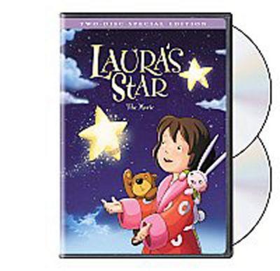 Laura'S Star (DVD)