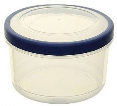 Whitefurze Round 1.2L Seal Tight Container