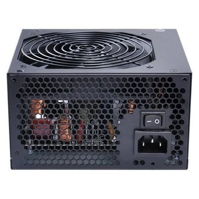 Antec VP600P ATX12V & EPS12V Power Supply - 88% Efficiency - 600 W