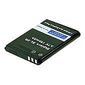 2-Power MBI0001A Lithium-Ion (Li-Ion) 3.7mAh 760V rechargeable battery