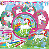 Unicorn Party Pack - Deluxe Pack for 16