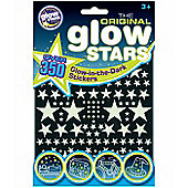 The Original Glow Stars 350 Glow In The Dark Star Stickers