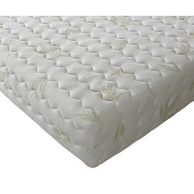 Aloe Vera Memory 500 Mattress - Emperor Size - 7ft