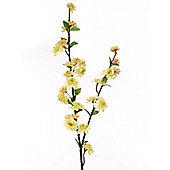 Artificial - Blossom Hazy Days - Lemon