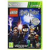 Lego Harry Potter 1-4 Classics