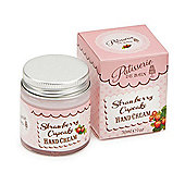 Patisserie de Bain Strawberry Cupcake Hand Cream 30ml Jar