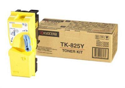 KYOCERA TK-825Y Laser cartridge 7000pages Yellow
