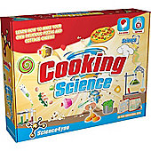 Science4you Cooking Science Kit