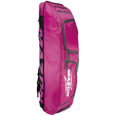 Mazon Fusion Combo Hockey Player Bag Hockey Stick Holder Carrycase - Pink