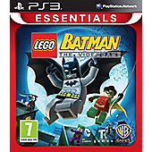 Lego Batman The Videogame (Essentials) - PS3