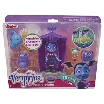 Vampirina Glowtastic Friends Playset