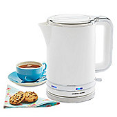 Andrew James Lumiglo Fast Boil Kettle in White