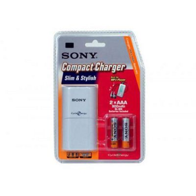 Sony Compact Aa Battery Charger