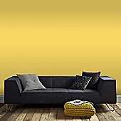 Superfresco Easy Paste The Wall Plain Tany Textured Yellow Wallpaper
