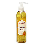 Anagel Arnica Gel with pump dispenser - Natural help for Bruising, Inflammation, Muscle and Joint pain (250ml)
