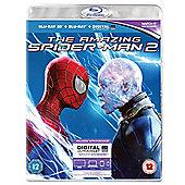 Amazing Spider-Man 2 (Uv) (3D Blu Ray) 2 Disc