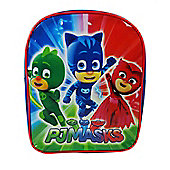 Disney Pj Masks 'It' S Time To Be a Hero' Pvc Front School Bag Rucksack Backpack