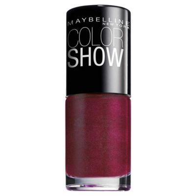Maybelline Color Show Nail 265 Wine Shimmer