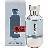 Hugo Boss Element Eau de Toilette (EDT) 60ml Spray For Men