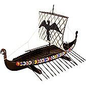 Viking Ship 1:72 Scale Model Kit - Hobbies