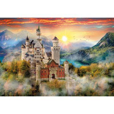 Neuschwanstein - Germany - 2000pc Puzzle