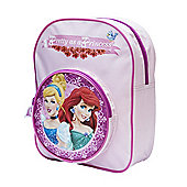 Disney Princess Backpack With Front Pocket
