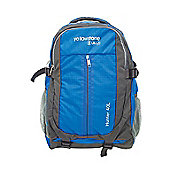 40L Hunter Rucksack - Black/Blue/Green/Red - Yellowstone