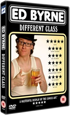 Ed Byrne - Different Class (DVD)
