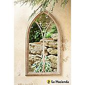 La Hacienda Outdoor Country Style Garden Mirror