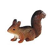 Animal World Squirrel Figurine - 2.2 - Bullyland