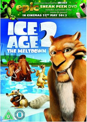 Ice Age 2: The Meltdown (DVD)