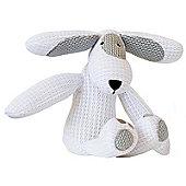 Hoppy And Patch Soft Toy Dog