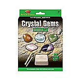 World Of Science Crystal Gems Digging Excavation Kit