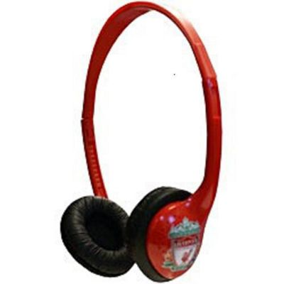 Little Star Liverpool Football Club Kids Headphones