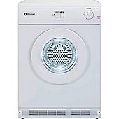 White Knight C44A7 Vented Tumble Dryer, 7, C Energy Rating, White