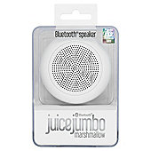 Juice Jumbo Marshmallow, Bluetooth speaker, White