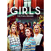 Girls: Season 6 DVD