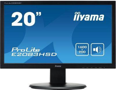 iiyama ProLite E2083HSD-B1 20 Monitor