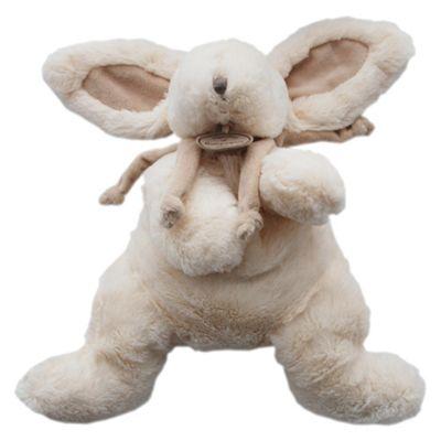 Doudou et Compagnie Bonbon Rabbit, Brown