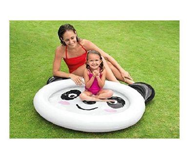 Intex Panda Baby Pool Inflatable Paddling Pool Water Garden