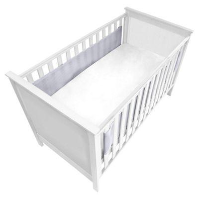 Baby Bundle 2 Side Cot Wrap Blue