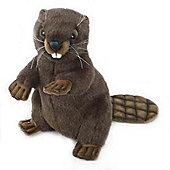 Hansa 29cm Beaver Plush Soft Toy