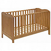 Saplings Stephanie Cot Bed (Country Pine)