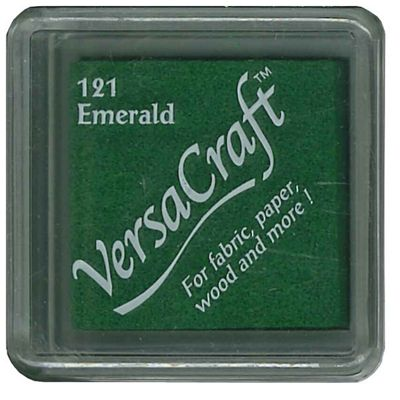 Versacraft Ink Pad Emerald