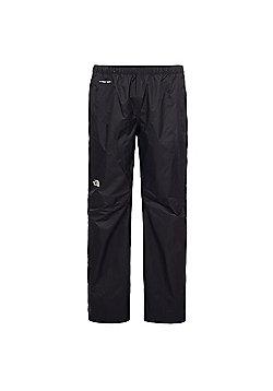The North Face Mens Venture 1/2 Zip Rain Pant - Black