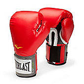 Everlast Red Pro Training Gloves 12oz