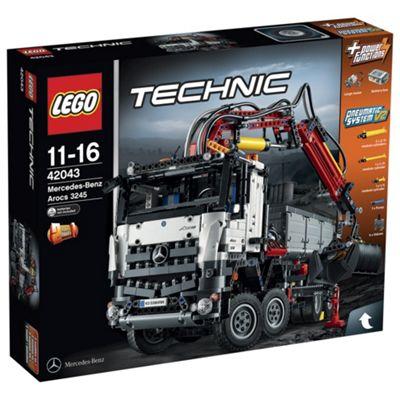 LEGO Technic Mercedes-Benz Arocs 3245 42043 Car Toy
