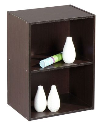 Altruna Easy Life Bookcase Cube 02 - Wenge
