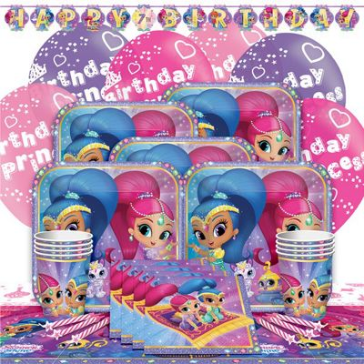 Buy Shimmer Shine Party Pack