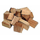 BBQ Smoking Wood Chunks, Whisky Oak - Large 5kg Box